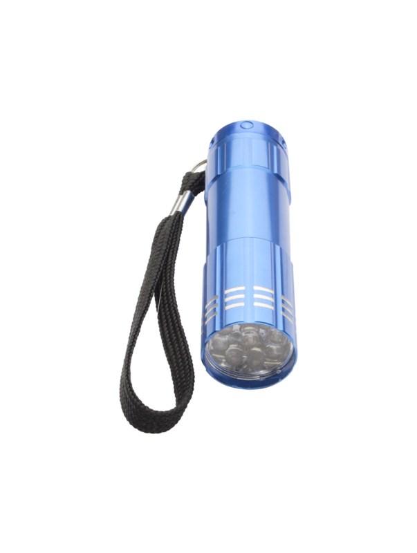 Spotlight - aluminium zaklamp
