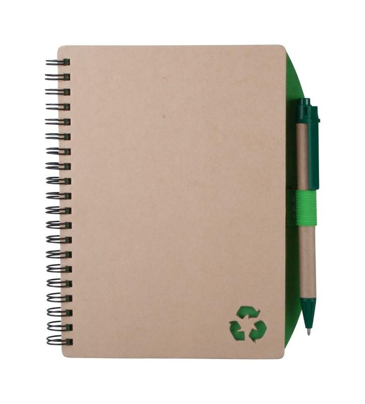 Zuke - notitieboek