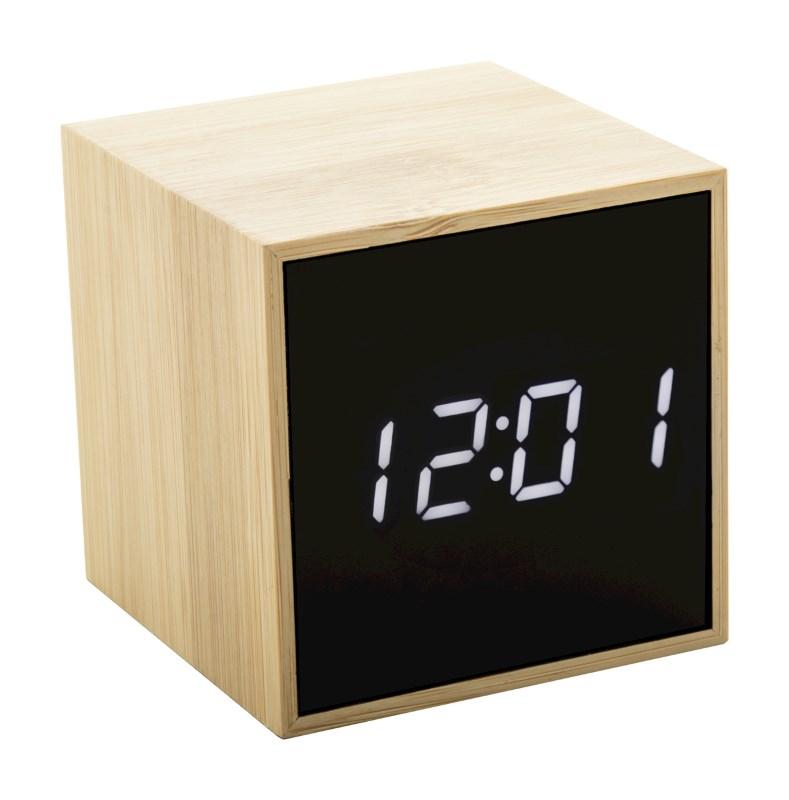 Boolarm - bamboe wekker