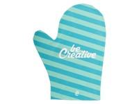 scherm cleaner handschoen