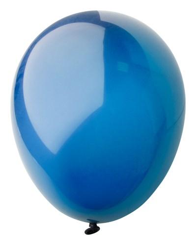 ballon, crystal kleuren