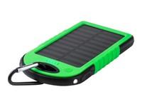 USB power bank met zonne energie lader