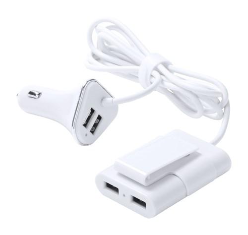 USB auto oplader