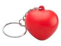 antistress bal met sleutelhanger