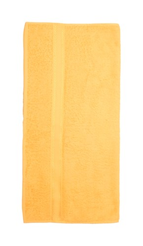 handdoek met sierrand