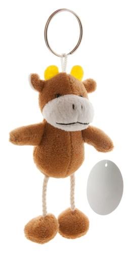 knuffel, koe