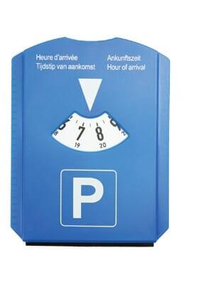 PS Parkeerschijf met munt Royal acc. Royal