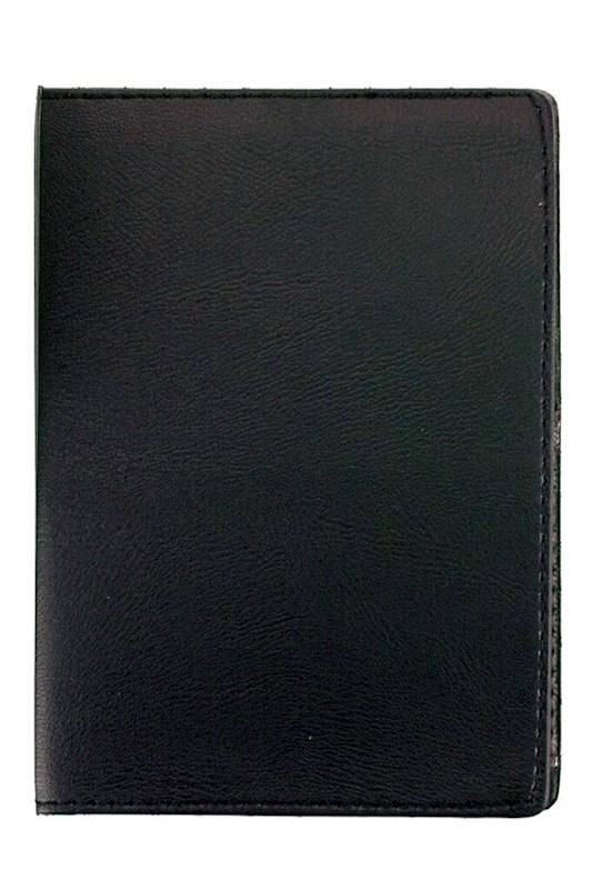 Rijbewijsetui Skai met 2 creditcard holders Zwartacc. Black