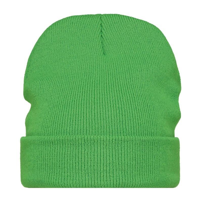 Gebreide Muts Groen
