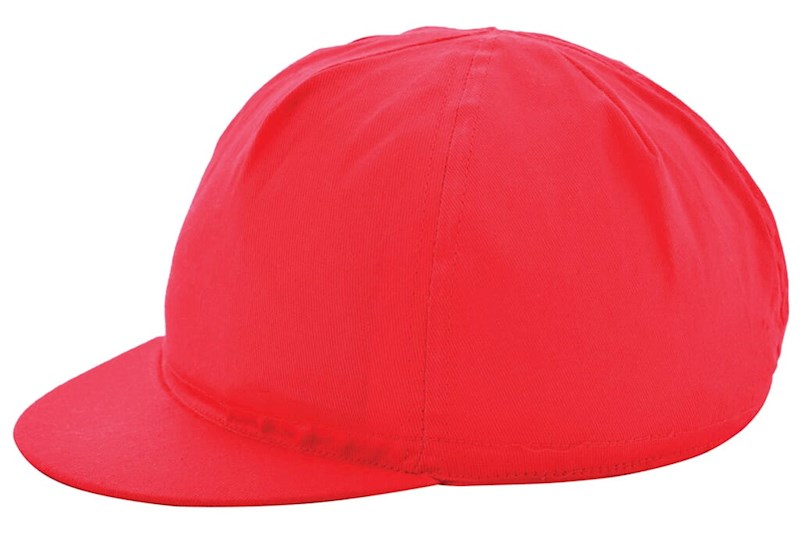 Cycling Cap Rood acc. Rood
