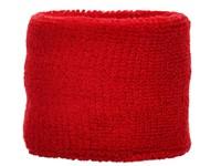 Polsband 6cm Rood acc. Rood