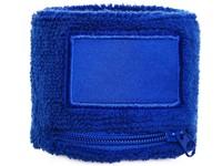 Polsbandje Met Rits 6cm Met Label Royaal acc. Royaal