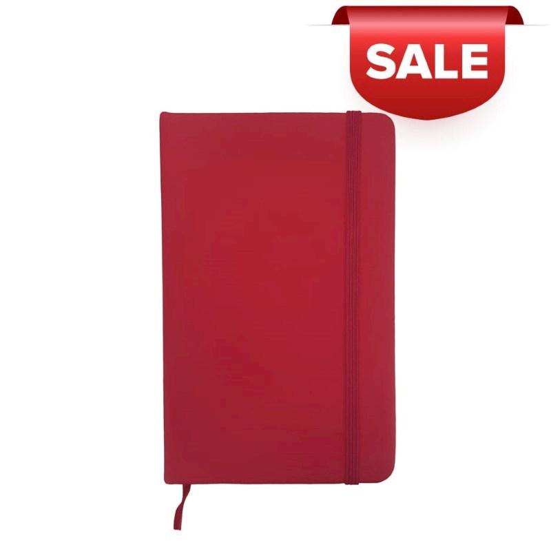 Notitieboekje Rood A5 Formaat