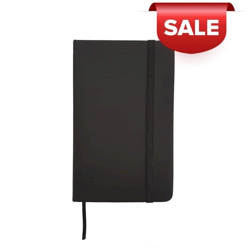 Notitieboekje Zwart A6 Formaat