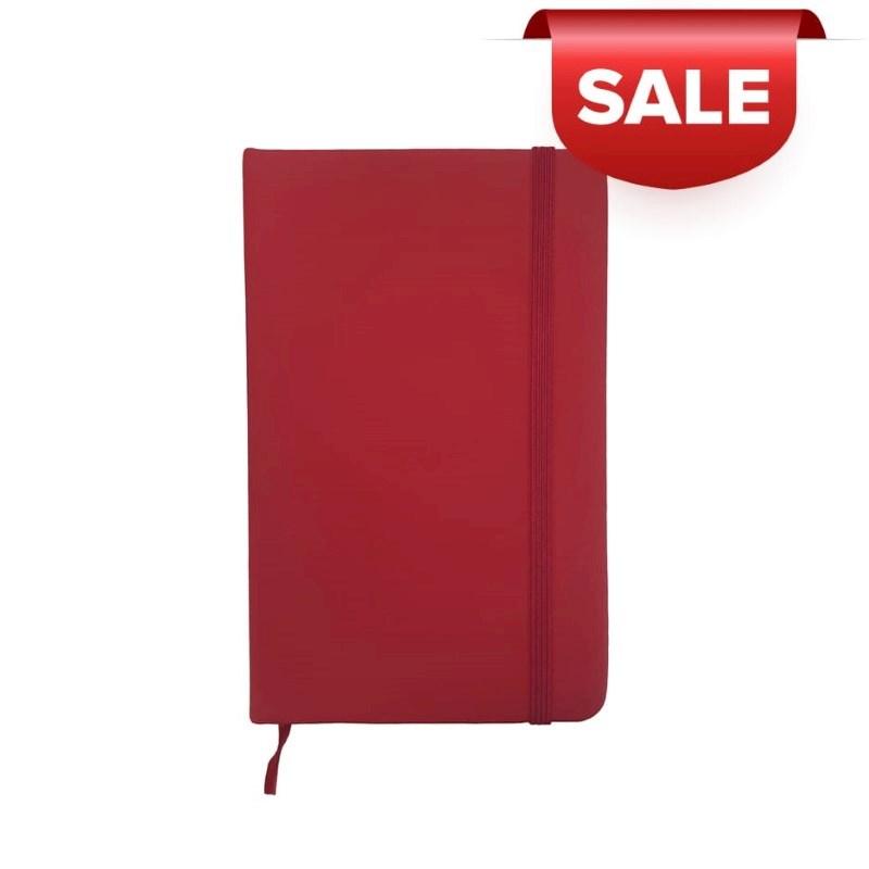 Notitieboekje rood A6 Formaat