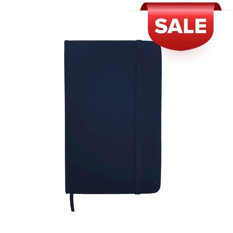 Notitieboekje blauw A6 Formaat