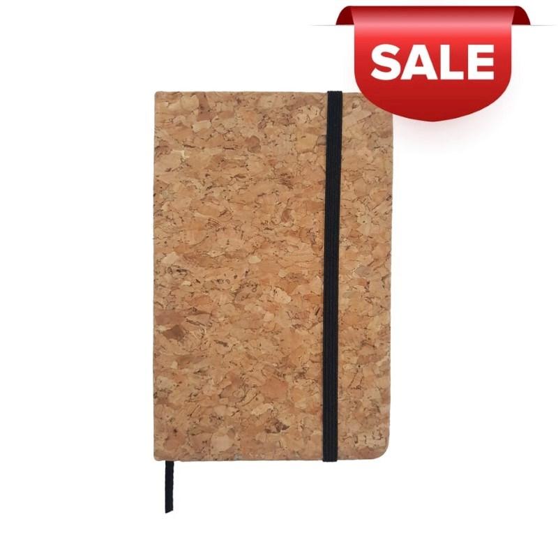 Notitieboekje kurk A6 Formaat Notebook A6 70 grams papier