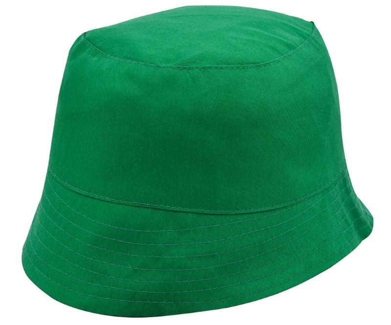 Promo Vissershoed Groen acc. Groen