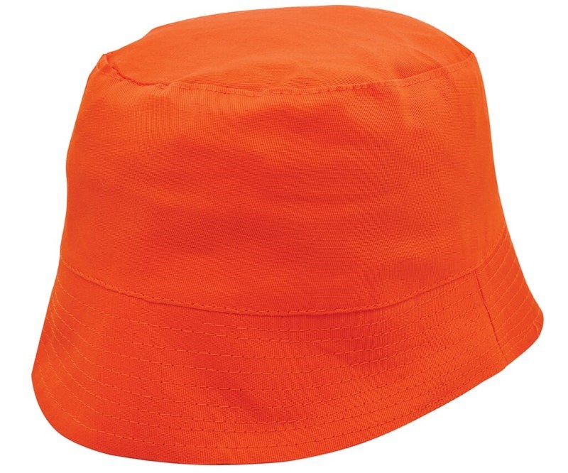 Promo Vissershoed Oranje acc. Oranje