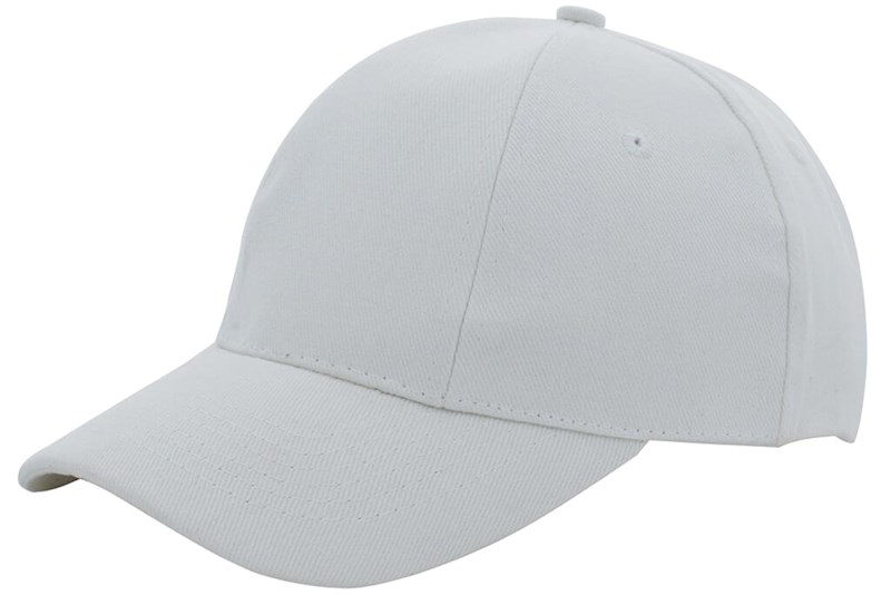 Turned Brushed Cap Wit acc. Wit
