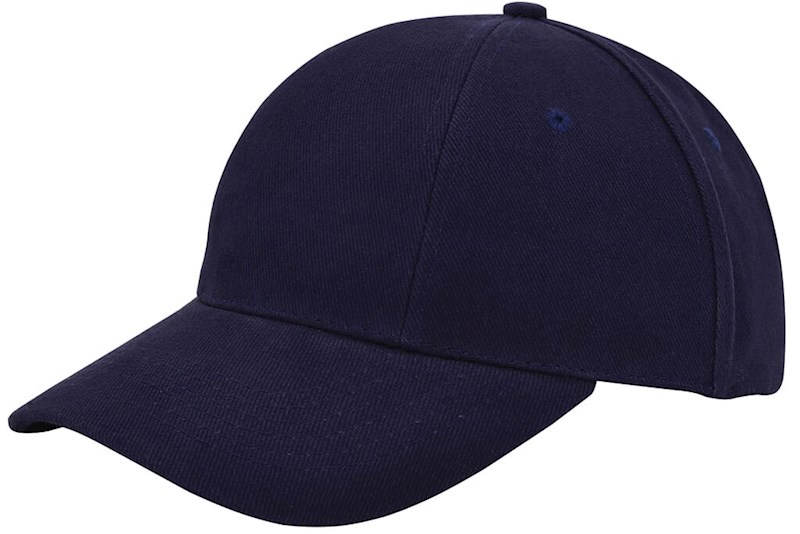 Turned Brushed Cap Navy acc. Navy