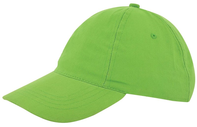 Kinder Brushed Promo Cap Groen acc. Groen