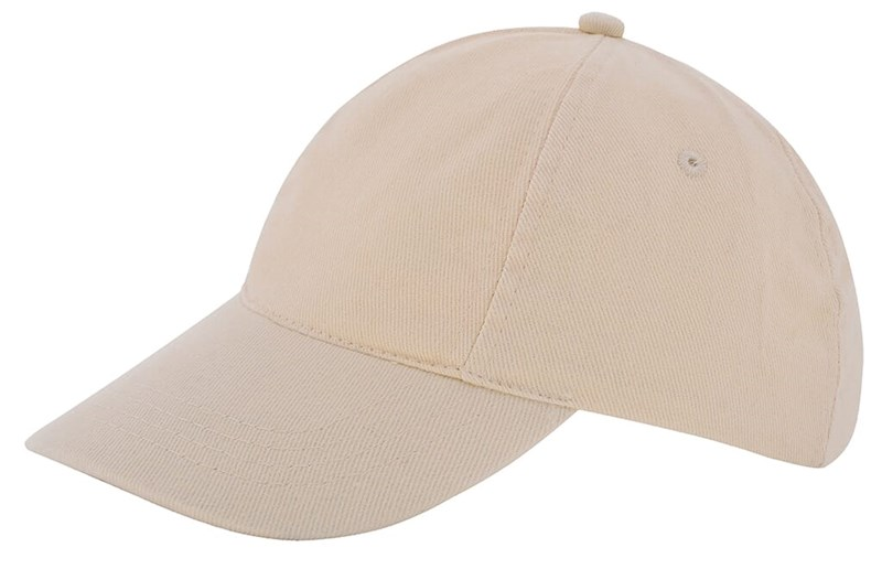 Kinder Brushed Promo Cap Naturel acc. Naturel