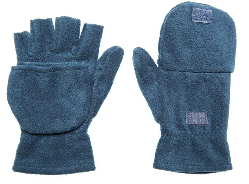 Half-vinger Handschoenen 280 gr/m2 Navy acc. Navy