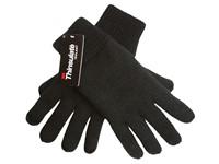 Gebreide Thinsulate Handschoenen Zwart XL_XXL