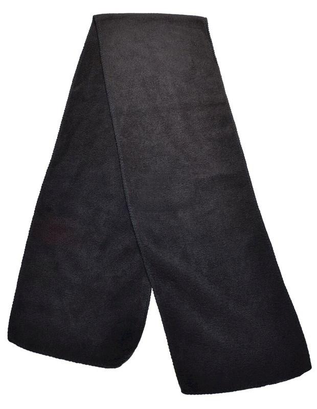 Promo Sjaal Antipilling 220 gr/m2 Zwart acc. Zwart
