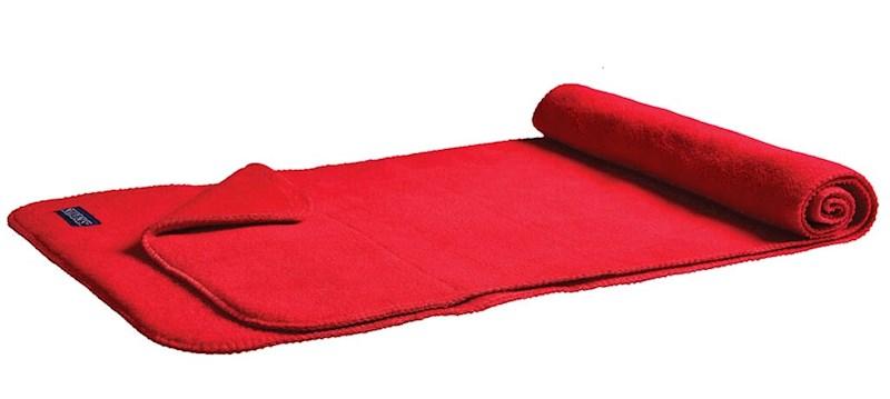 Nilton`s Sjaal de Luxe 280gr/m2 Rood acc. Rood