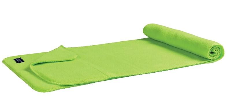 Nilton`s Sjaal de Luxe 280gr/m2 Groen acc. Groen