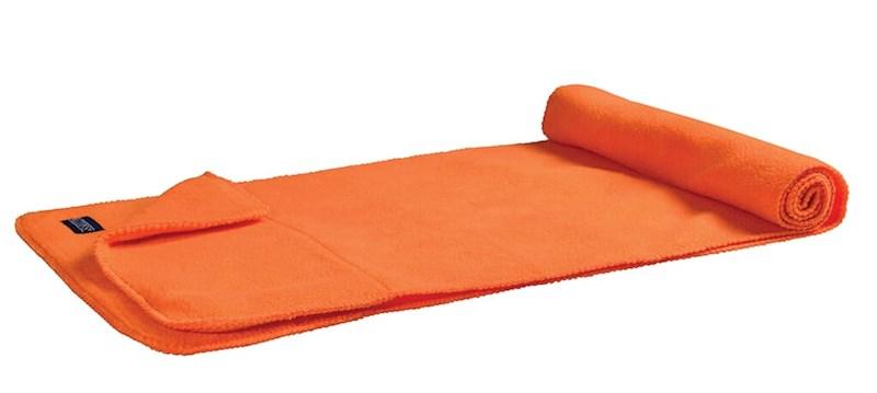 Nilton`s Sjaal de Luxe 280gr/m2 Oranje acc. Oranje