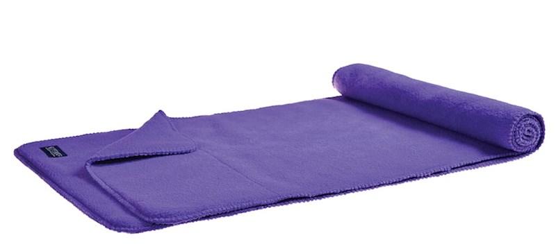 Nilton`s Sjaal de Luxe 280gr/m2 Paars acc. Paars