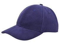 Heavy Brushed Cap Navy acc. Navy