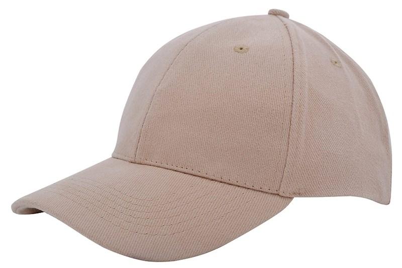 Heavy Brushed Cap Khaky acc. Khaky