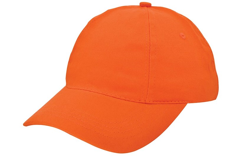 Brushed Promo Cap Oranje acc. Oranje