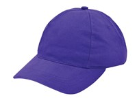Brushed Promo Cap Paars acc. Paars