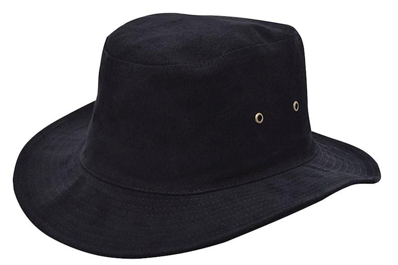 Cowboyhoed Zwart XL/XXL