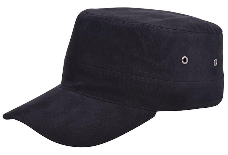 Leger Cap Zwart acc. Zwart