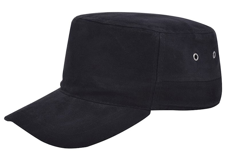 Leger Cap Pro Zwart acc. Zwart