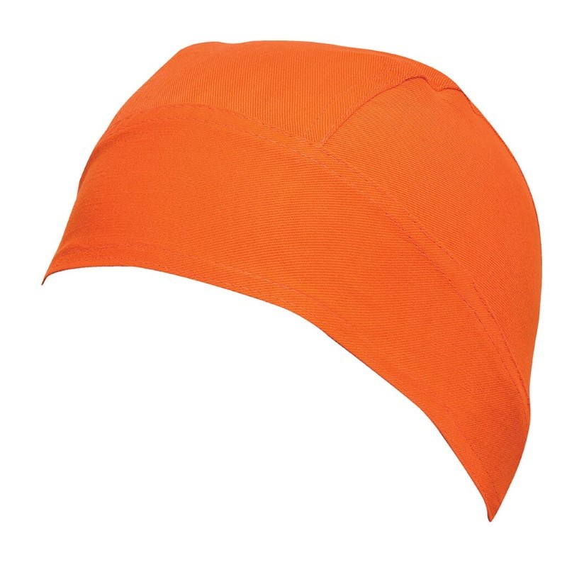 Katoenen Bandana Oranje acc. Oranje