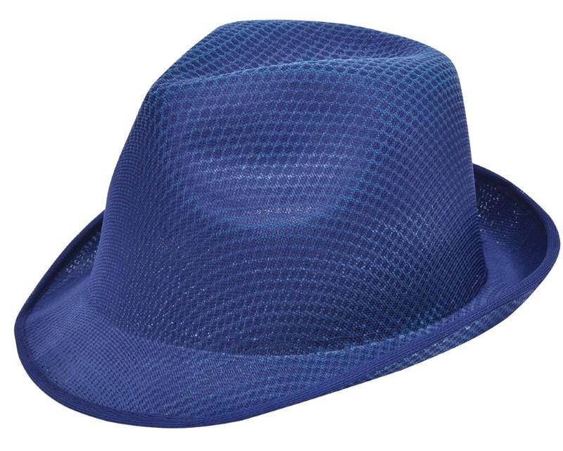 Promo Maffiahoed Marineblauw acc. Marineblauw