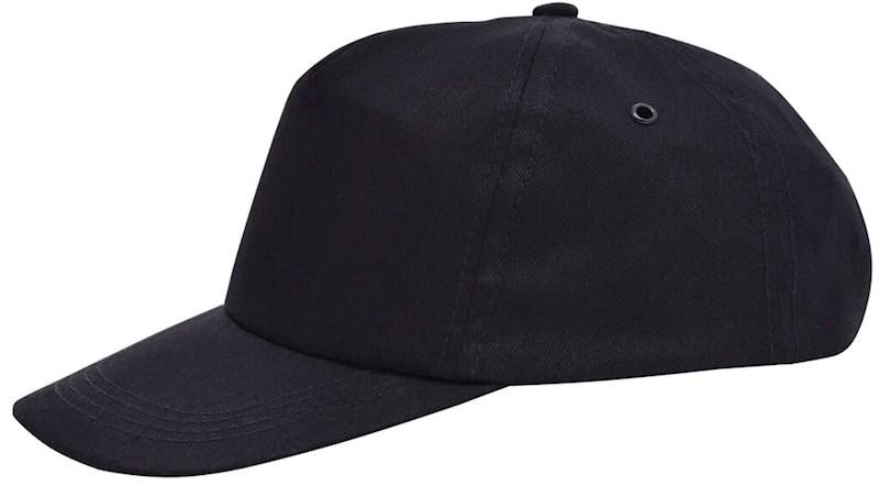Promo Cap Zwart acc. Zwart