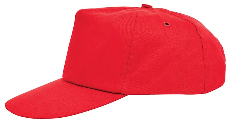 Promo Cap Rood acc. Rood