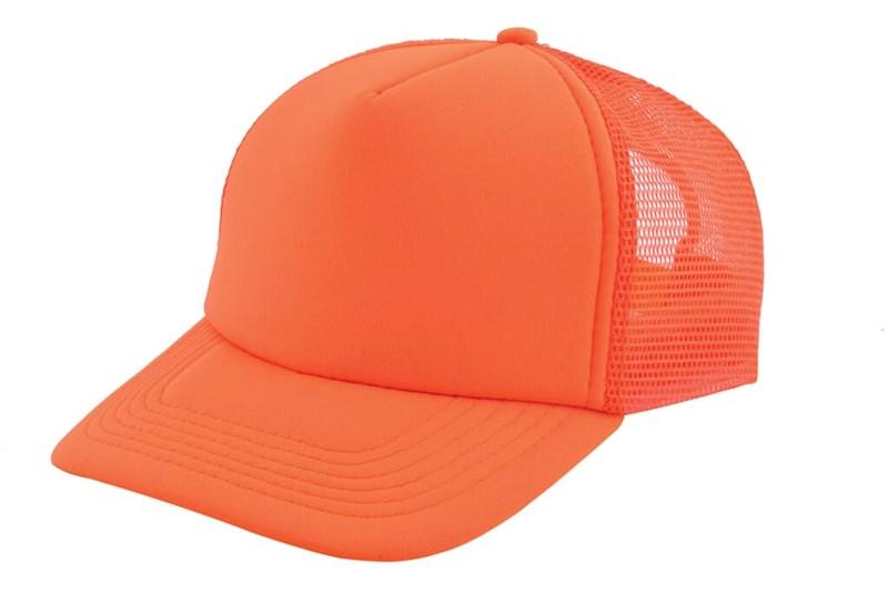 Original Trucker Cap Oranje acc. Oranje