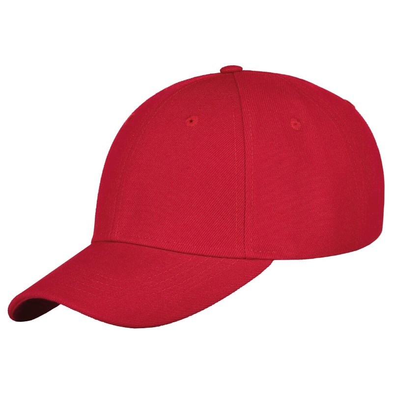 Medium Profile Cap Rood