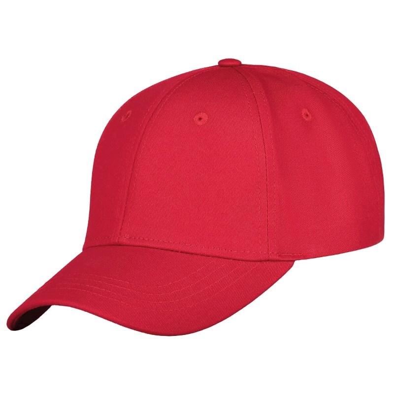 Medium Profile Cap Rood