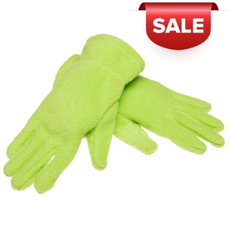 Promo Kinderhandschoenen 280 gr/m2 Groen acc. Groe
