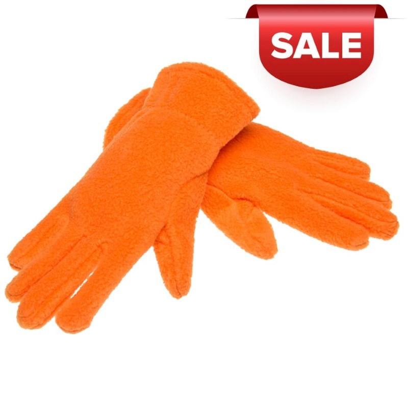 Promo Kinderhandschoenen 280 gr/m2 Oranje acc. Ora
